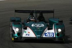 #48 Murphy Prototypes, Oreca 03R - Nissan: Marc Goossens, Michael Lyons
