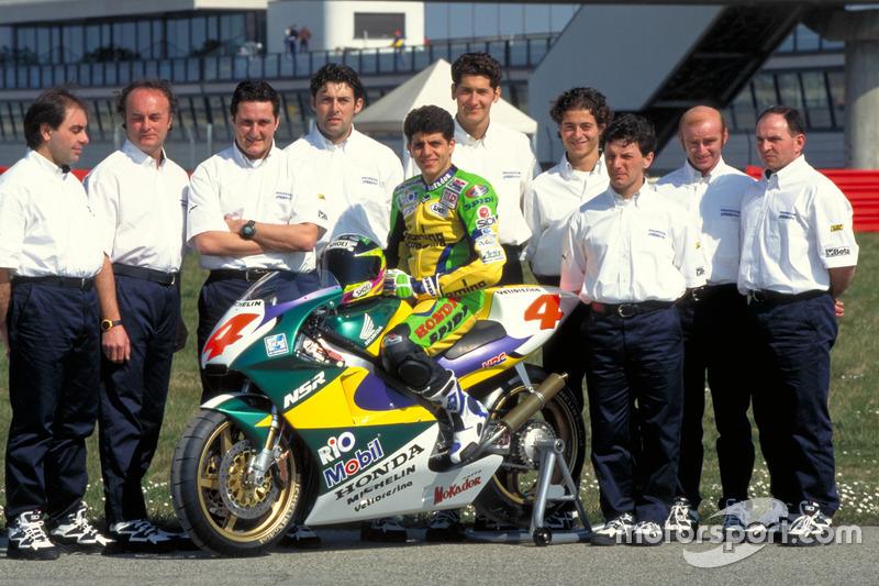 1997 - Débuts en 500cc