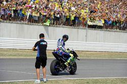 Secondo, Valentino Rossi, Yamaha Factory Racingg, Mattia Pasini