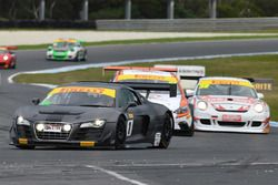 #1 GT Motorsport Audi R8 LMS: Greg Taylor