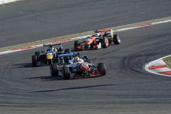 Ben Barnicoat HitechGP Dallara F312 - Mercedes-Benz