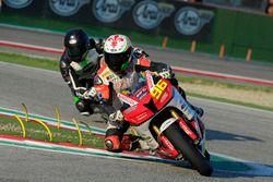 Diego Giugovaz, Honda