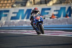 #72, Junior Team Le Mans Sud Suzuki, Suzuki: Baptiste Guittet, Romain Maitre, Robin Camus