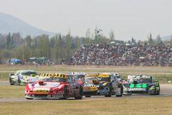 Juan Manuel Silva, Catalan Magni Motorsport Ford, Leonel Pernia, Las Toscas Racing Chevrolet, Mauro