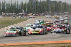 Mariano Altuna, Altuna Competicion Chevrolet, Lionel Ugalde, Ugalde Competicion Ford, Juan Martin Tr