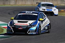 Finlay Crocker, VFR Racing,Honda Civic-TCR