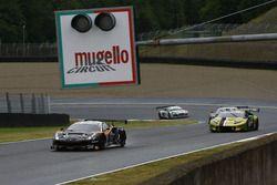 Ferrari 488 GT3 #46, Venturi-Gai, Black Bull Racing