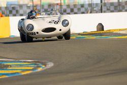 1955 Jaguar Type D