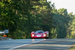 1969, Ferrari 312 P