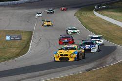 #96 Turner Motorsport, BMW M6 GT3: Bret Curtis, Jens Klingmann