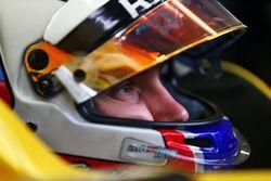 Sergey Sirotkin, pilote d'essais Renault Sport F1 Team R.S.16