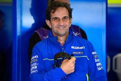 Davide Brivio, Suzuki Team Manager