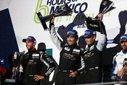LM GTE Am primer lugar Khaled Al Qubaisi, David Heinemeier Hansson, Patrick Long, Proton Racing