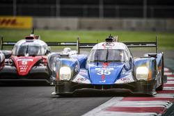 Дэвид Чен, Хо-Пин Тун, Нельсон Панчатичи, #35 Baxi DC Racing Alpine A460 - Nissan
