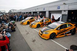 Halfords Yuasa Team Launch