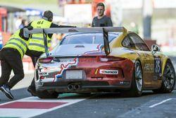 #85 Speedlover, Porsche 991 Cup: Charel Arendt, Franz Arendt