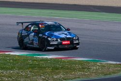 #335 Scangrip Racing BMW 335i: Anders Lund, Maurice O'Reilley, Niels Borum