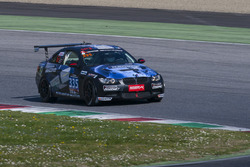 #335 Scangrip Racing BMW 335i: Anders Lund, Maurice O'Reilley, Niels Borum