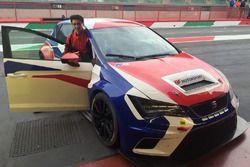Giulio Tommasin, BF Motorsport, Seat Leon TCR