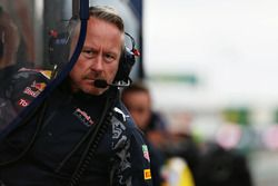 Джонатан Уитли, менеджер команды Red Bull Racing