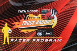 Tata T1 Prima truck racing logo