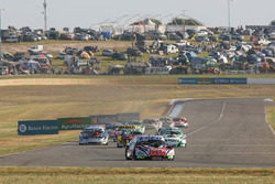 Guillermo Ortelli, JP Racing Chevrolet, Agustin Canapino, Jet Racing Chevrolet, Nicolas Bonelli, Bon