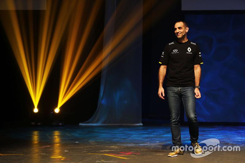 Cyril Abiteboul, Director General Renault Sport F1