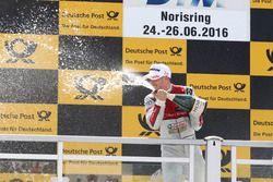 Podyum: 1. Edoardo Mortara, Audi Sport Team Abt Sportsline, Audi RS 5 DTM