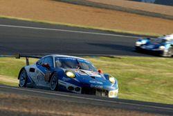 #78 KCMG, Porsche 911 RSR: Christian Ried, Wolf Henzler, Joel Camathias