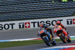 Tito Rabat, Marc VDS Racing Honda and Marc Marquez, Repsol Honda Team