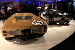 Le Mans 1966 peringkat ketiga Ronnie Bucknum, Dick Hutcherson, Ford GT 40