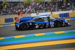 #15 Duqueine Engineering Ligier JPS3 - Nissan: Thomas Dagoneau, Alexis Kapadia