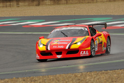 Ferrari 458 Italia-GTCup #159, Zanardini-Sauto, Master-KR Racing