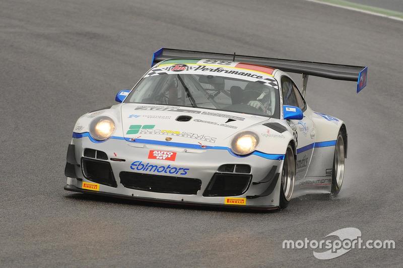 Porsche 911 GT3 R #88, Veronesi-Baccani
