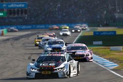 Tom Blomqvist, BMW Team RBM, BMW M4 DTM.