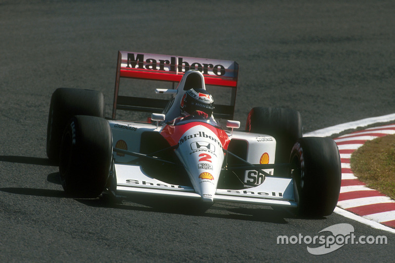 1991 Gerhard Berger, McLaren