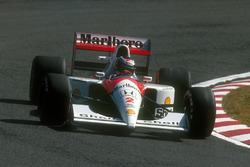 Герхард Бергер, McLaren