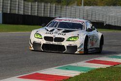 BMW M6 GT3, Alex Zanardi BMW Team Italia