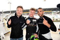 Ganador de la pole GTE AM Class: #88 Proton Racing Porsche 911 RSR: Khaled Al Qubaisi, David Heinemeier Hansson, Patrick Long