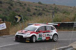 Emiliano Perucca Orfei, Citroën C3 Max