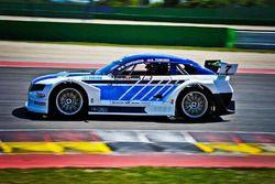 Mitjet #7, Matteo Gonfinantini, Alessandro Zamuner, Kinetic Racing