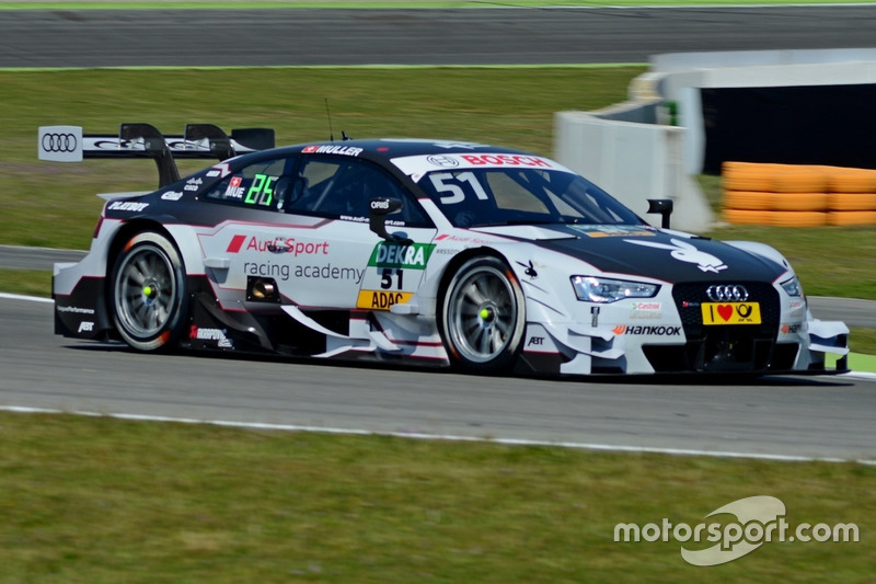 Нико Мюллер, Audi RS 5 DTM