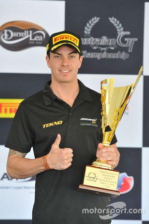 Nathan Morcom, TEKNO Autosport