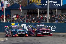 Craig Lowndes, Triple Eight Race Engineering Holden, und Jamie Whincup, Triple Eight Race Engineerin