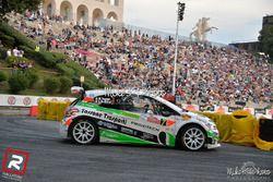 Michele Tassone, Alice De Marco, Peugeot 208 T16 R R5 #7