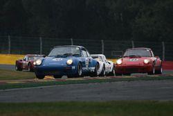 #30 Porsche 911 RSR (1974): Bruce White, Steve Monk