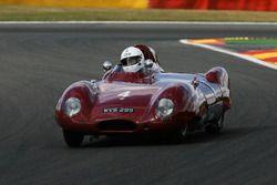 #4 Lotus XI Le Mans (1956): Philip Champion, Sam Stretton