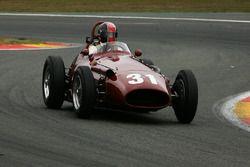 #31 Maserati 250F (1954): Guillermo Fierro