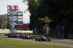 Anthoine Hubert, Van Amersfoort Racing Dallara F312, Mercedes-Benz