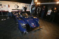 Ligier JS P217 LMP2 by ONROAK Automotive tanıtmı